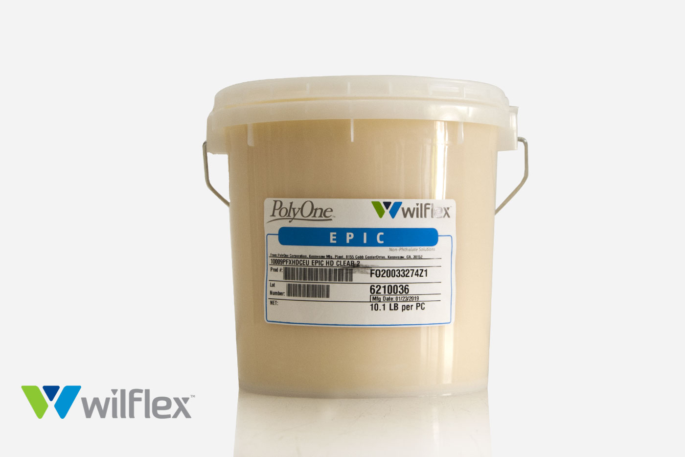 Wilflex Epic TFX Transclear