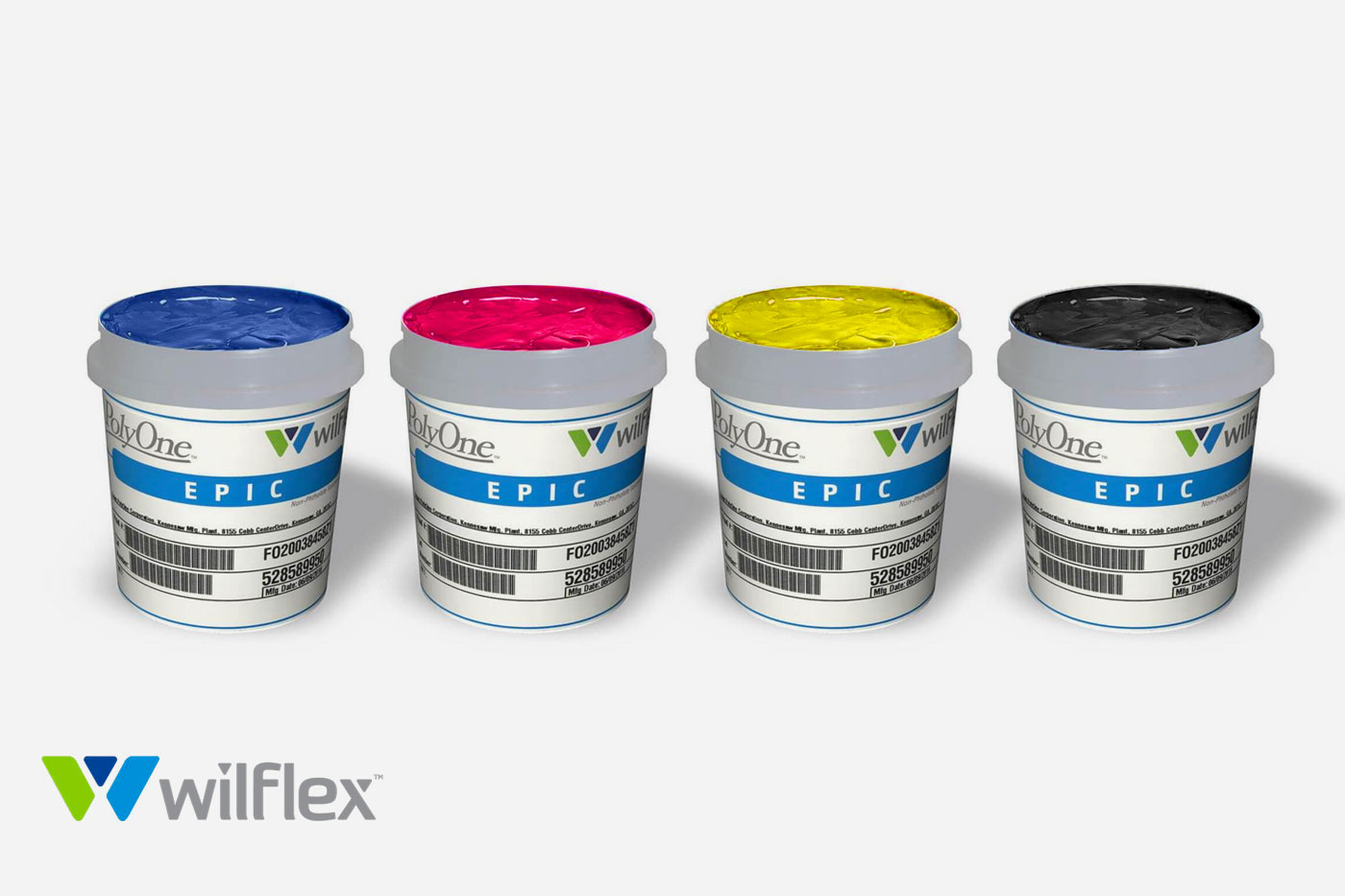 Wilflex Epic Process Tone
