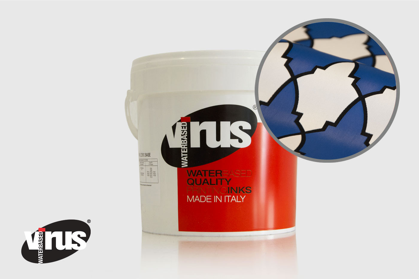 Virus Aquabinder Soft Super Opaque Base S